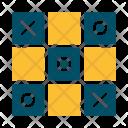 Tic Tac Cross Icon
