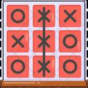 Tic Tac Game Tic Tac Gaming Icon