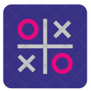 Game Cross Round Icon