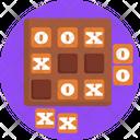 Board Games Tic Tac Toe Game Icon