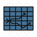 Tic Tac Toe Noughts And Crosses Xs And Os Icon