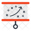 Tic Tac Toe Strategy Noughts And Crosses Icon