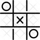 Tic Tac Toe Game Tic Tac Toe Game Game Icon