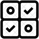 Tick Box Check Icon
