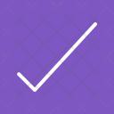Tick Accept Verify Icon