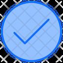 Tick Checked Good Icon