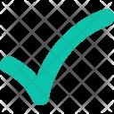 Tick Accept Check Icon