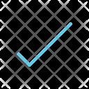 Tick Accept Approve Icon