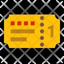Ticket Pnr Code Icon
