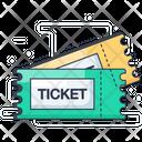 Ticket Voucher Travelpass Icon