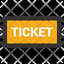 Ticket Travel Hotel Icon