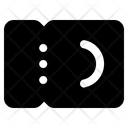 Interface Ticket Voucher Icon