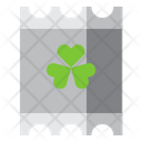 I Ticket Ticket Festival Ticket Icon
