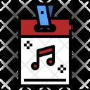 Vip Ticket Entrance Icon