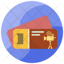 Ticket Travelling Pass Travel Ticket Icon