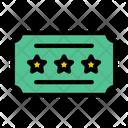 Ticket Riffle Entry Icon