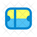 Ticket Pass Travel Icon