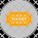 Ticket Movie Film Icon