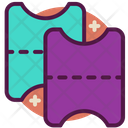 Ticket Travel Pass Icon