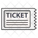 Ticket Riffle Hotel Icon