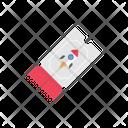 Ticket Riffle Spaceship Icon