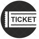 Ticket Card Seat Icon