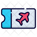 Travel Pass Coupon Icon