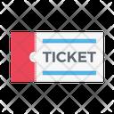 Ticket Cinema Movie Icon