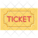 Travelling Pass Travel Ticket Entry Ticket Icon
