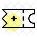 Ticket Pass Game Icon