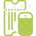 Ticket Travel Air Icon