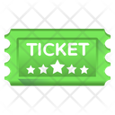 Coupon Voucher Ticket Icon