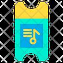 Concert Festival Music Icon