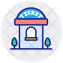 Ticket Booth Icon