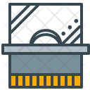 Ticket Booth Collection Icon