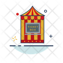 Ticket box Icon