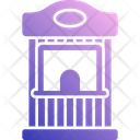 Ticket Box Icon