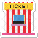 Ticket Counter Icon