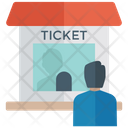 Ticket House Icon