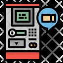 Ticket Machine Subway Icon