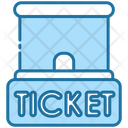 Ticket Office Ticket Counter Ticket Icon