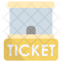 Ticket Office Icon