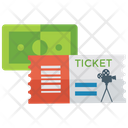 Ticket Price Icon