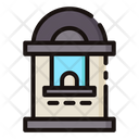 Ticket window Icon
