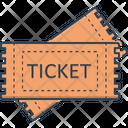 Tickets Talon Coupon Icon