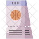 Tickets Ticket Basketball Icon