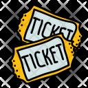 Tickets Movie Film Icon