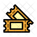 Tickets Entry Gate Icon
