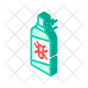 Spray From Ticks Icon