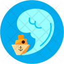 Tidal Wave Container Icon
